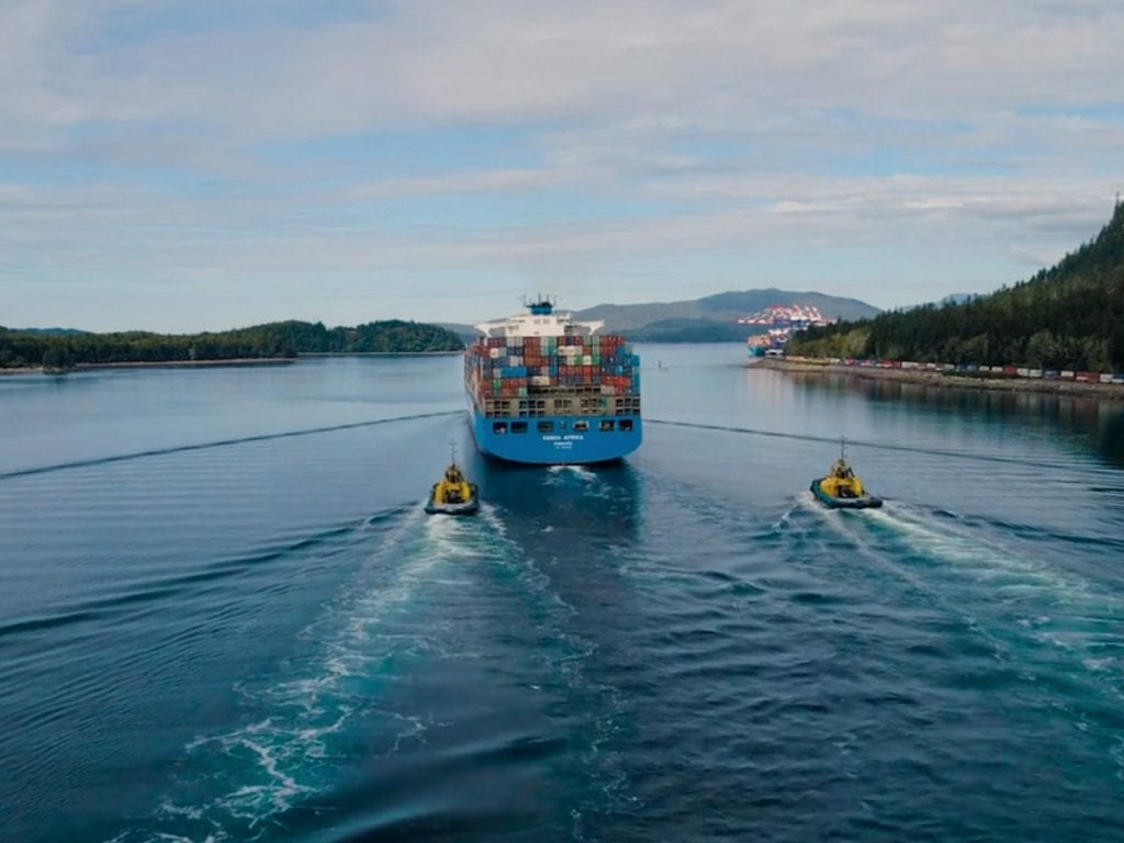 Port of Prince Rupert - Linking a World of Opportunity Banner
