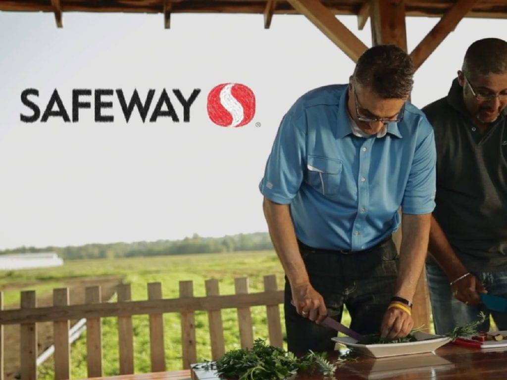 Safeway Project Banner