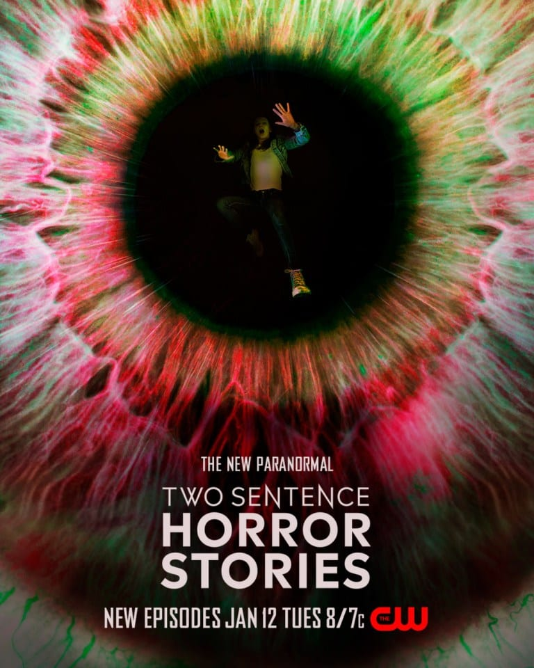 Two Sentence Horror Stories Poster