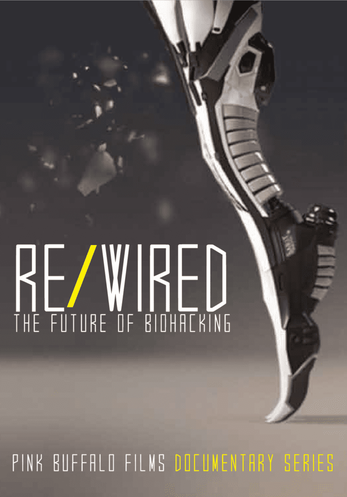 Rewired - The Future of Biobacking Poster