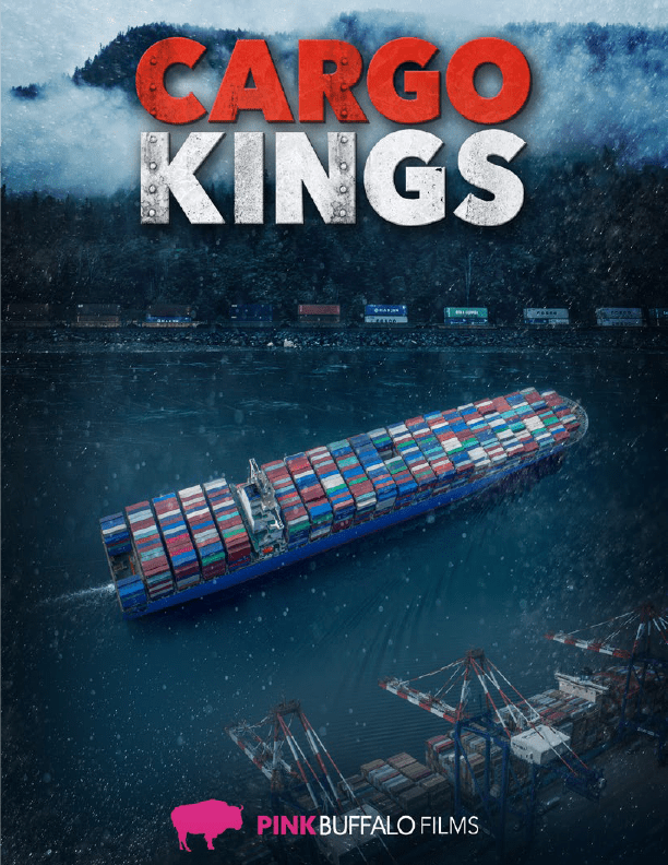 Cargo Kings Pink Buffalo Films Banner
