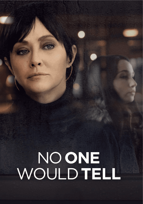 No One Would Tell Poster