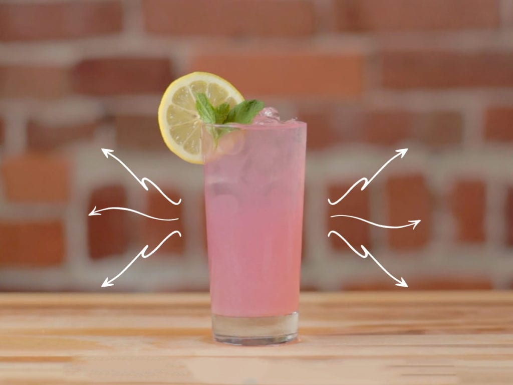 Pink Buffalo Films Cocktail